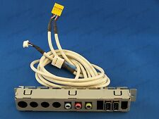 5070-2908 Front I/O 2USB,Head Phone, Mic & Line In