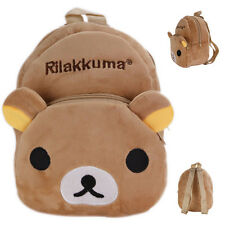 Cute Toddler Kids Children Boy Girl Cartoon Backpack Schoolbag Shoulder Bag