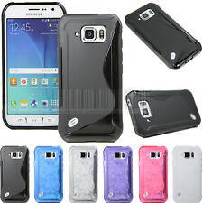 Flexible GEL TPU Rubber Case Soft Cover Skin For Samsung Galaxy S6 Active G890
