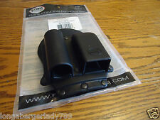 """FOBUS PADDLE HOLSTER MAG POUCH TAURUS 9 40 FN FNP + K SUREFIRE 1"""" FLASHLIGHT"""