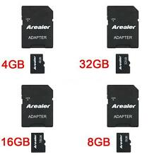 Arealer 4GB 8GB 16GB 32GB Micro SD HC TF Flash Memory Card F TV Box Camera Phone