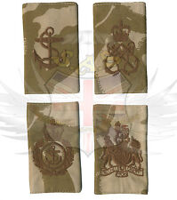 ROYAL NAVY DESERT DPM RANK SLIDE,LEADING RATE,PETTY & CHIEF PETTY OFFICER,WO1