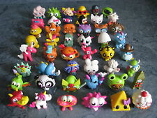 MOSHI MONSTERS SERIES 1 NEW - COMMONS + ULTRA RARES - CHOOSE - combined post .