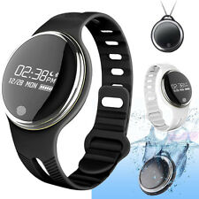 Waterproof Bluetooth Smart Bracelet Watch Sport Healthy Pedometer Sleep Monitor