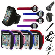 Color Running Sports Gym ArmBand+Accessories for iPhone 4 4G 4S 3GS S 3G 2G