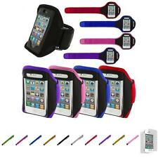 For iPhone 4 4S 3GS Running Gym Sports Armband Case+Screen Protector