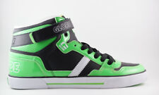 GLOBE SUPERFLY VULCAN POISON BLACK MENS CASUAL SKATE SHOES SKATEBOARD CLEARANCE