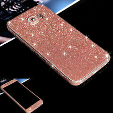 Luxury Soft Bling Glitter Hard Back Film Case Cover for Samsung Galaxy S6 G9200