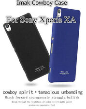 Sony Xperia XA - Imak Cowboy Matte Hard Shell Back Case Cover For Sony  (2016)