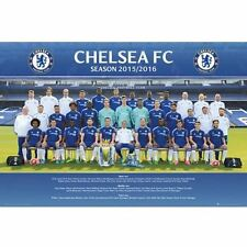 Chelsea FC Poster Squad 24 Football Soccer EPL Wall Picture