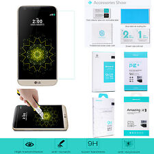 Genuine Nillkin 9H Tempered Clear Glass HD Screen Protector Film For LG G5 H831