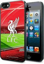 Liverpool FC iPhone 5 / 5S Hard Case 3D Football Soccer EPL