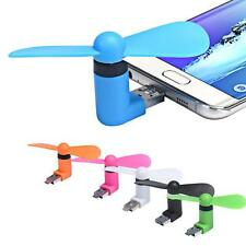 2016 Portable Super Mute USB Cooler Cooling Mini Cute Fan For Android Phone PC