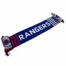 Glasgow Rangers FC Scarf WM Football Soccer SPL Team Scarf