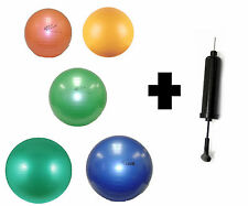 ALL SIZES Physio Balance G Ball FREE PUMP YOGA Fitness Gym Exercise Inflatable
