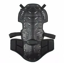 Motorcycle Full Body Armor Shirt Jacket Street Bike Back Shoulder Protector Gear