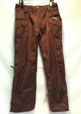 686 Women's Ace Chateaux Insulated Snowboard Snow Ski Winter Pants Chocolate NEW