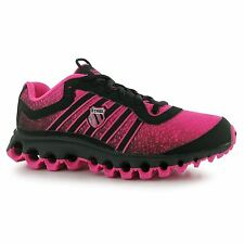 K Swiss Tubes 150 Running Shoes Womens Pink Jogging Trainers Sneakers Fitness