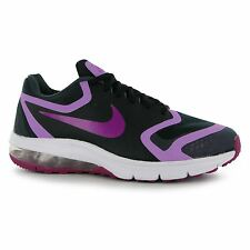 Nike Air Max Premier Running Shoes Womens Charcoal/Fuchsia Trainers Sneakers