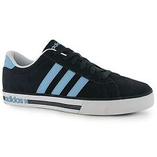 Adidas Daily Team Suede Mens Shoes Trainers Sneakers Sports Footwear Navy/Blue