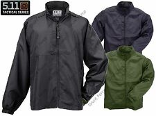 5.11 Tactical Packable Lightweight Jacket - Mens Light Coat Wind Breaker Jackets