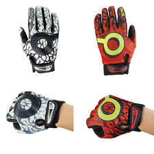 Outdoor Cycling Bicycle Bike Full Finger Motorcycle Antiskid Silicone Gel Gloves