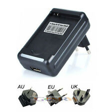 USB Dock AC Wall Charger For T-Mobile Samsung Galaxy S2 S II T989 i727 Battery