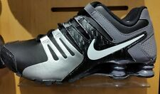 Women's Nike Shox Current Running Shoes - Black/Grey/Silver - All Sizes