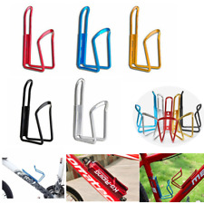 Useful Aluminum Bike Bicycle Cycling Drink Water Bottle Rack Holder Cage EW