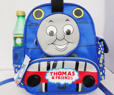 Child Kid Nursery Student Cartoon Train Shoulder Backpack Schoolbag Bookbags Bag