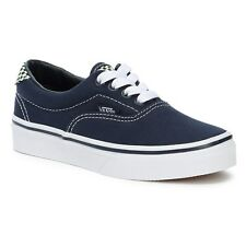 VANS KIDS ERA 59 CHECKERBOARD DRESS BLUES GLOW IN THE DARK BOYS SHOES CLEARANCE