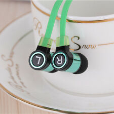 3.5mm Stereo In Ear Headphone Earphone Headset Earbud for Phone iPod Samsung 1PC