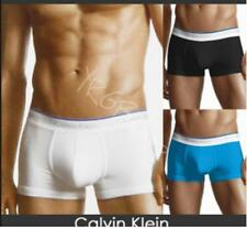 NWOT Calvin Klein Cotton Cool Tech Boxer Low Rise Trunks U2729 Men's CK Briefs