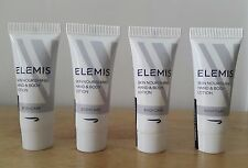 Elemis Skin Nourishing Hand & Body Lotion 5ml x4 BN