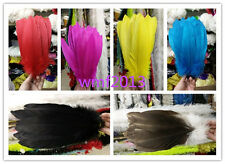 Wholesale 20-100pcs rare rare feathers 10-16 inches / 25-40 cm variety of colors