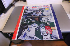 Vintage Baseball Old Orchard Beach 1985 Maine Official Program