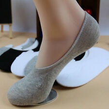 Unisex Loafer Boat Non-Slip Invisible No Show Liner Low Cut Cotton Socks Hot