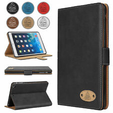 Smart Leather Flip Stand Luxury Designer Cases Genuine Cover For All Apple iPads