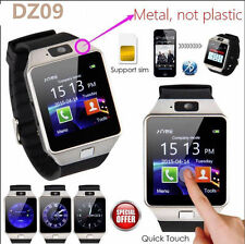 New GT08 Q18 DZ09 Bluetooth Smart Watch For Android iphone Apple Wrist Watch GSM