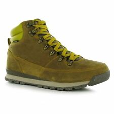The North Face Gents Mens Berkeley Leather Walking Boots Hiking Waterproof Shoes