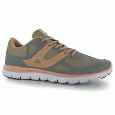 USA Pro Ladies Womens Zircon Sneakers Trainers Laced Training Shoes