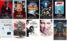 Choice of AMAZING Movie Posters A3, A2, A1 Art Print Posters High Quality Print