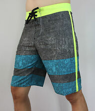 Elastic Stretch board surf shorts boardshorts swim sports beach trunks swimwear