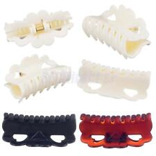12x Women's Plastic Hair Pin Slide Comb Clip Claw Hair Accessory Fashion