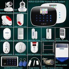 Wireless Alarm Sensors Accessories For KERUI GSM Home Alarm System Security
