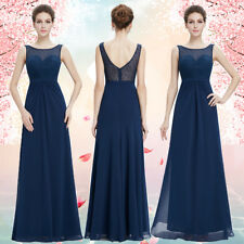 Ever Pretty Maxi Long Hollywood Dresses Formal Evening Gown 08781 UK Size 6-18