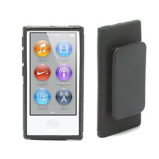 TPU Clip Gel Case for New Apple iPod Nano 7th Generation 7G Cover Shell