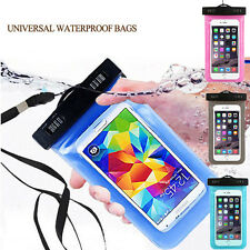 Universal Waterproof Dry Pouch Bag Case Cover For Cell Phone MP3/MP4 Touchscreen