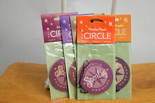 Scentsy Scent Circles New Car Locker Air Fresheners - Free Shipping