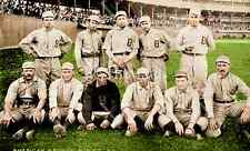 BS612 1898 Baltimore Orioles 8x10 11x14 Colorized Photo